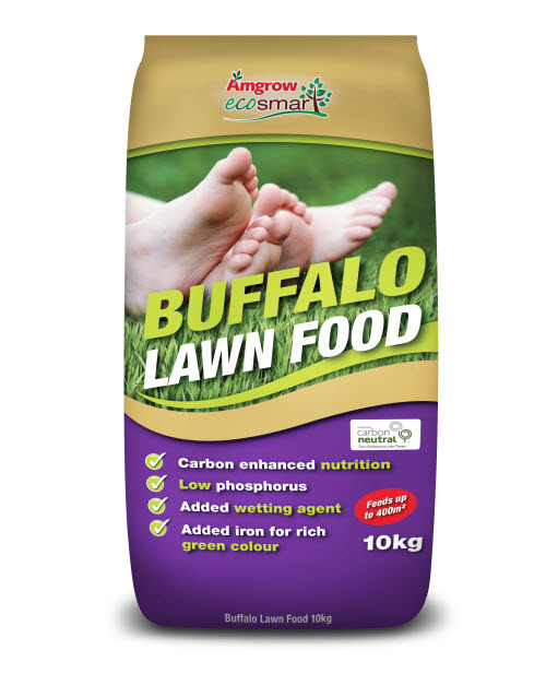 amgrow buffalow lawn food 10kg