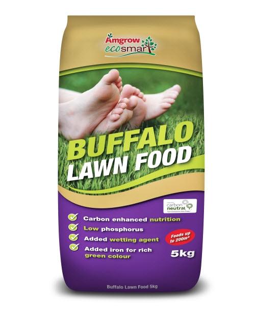 amgrow buffalo lawn food 5kg