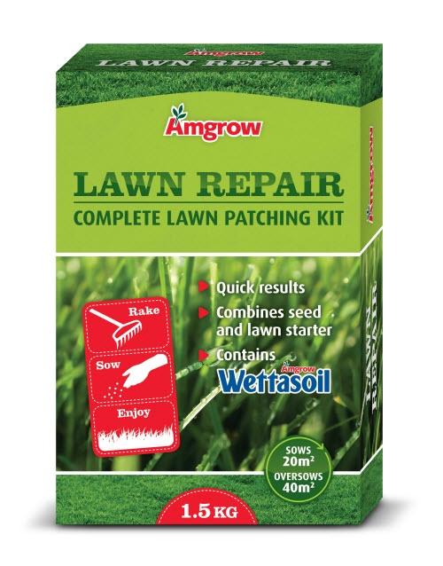 amgrow lawn repair