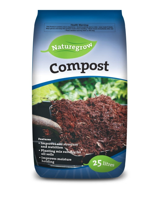 naturegrow bagged compost