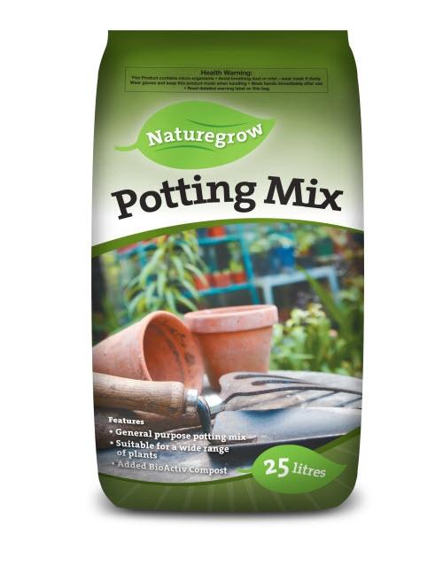 naturegrow potting mix