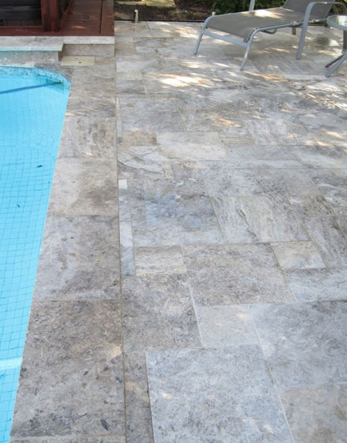 Natural Stone Pavers