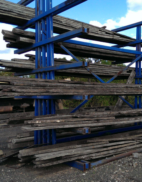 Recycled Timbers