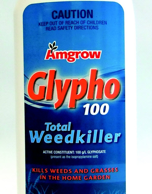 amgrow glypho weed killer