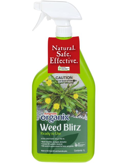 amgrow organix weed blitz