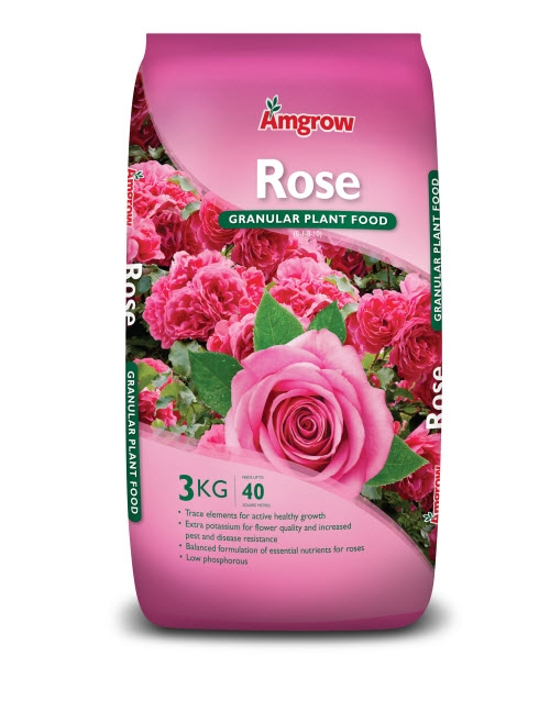 amgrow rose granular plant food