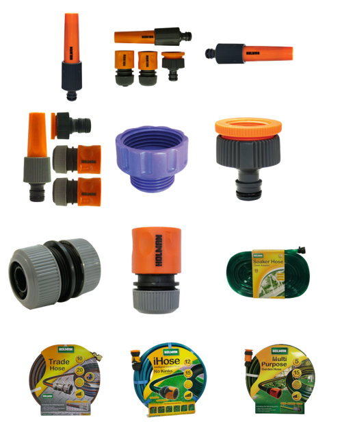 steel and holman gardening products
