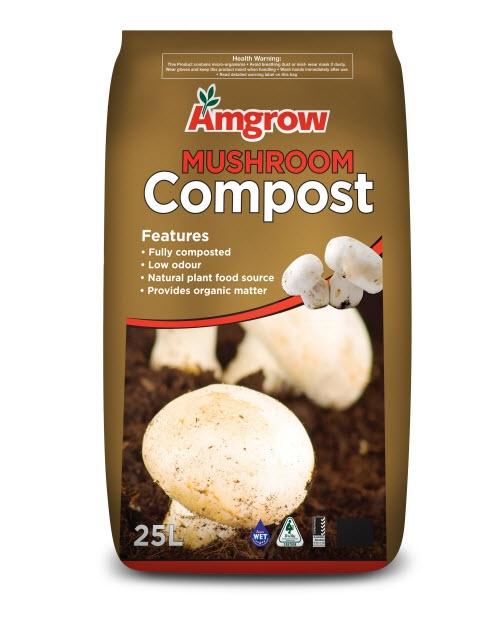amgrow mushroom compost