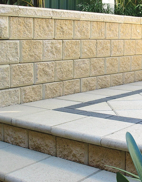 Bricks, Block and Pavers from Richmond Sand Gravel and Landscaping in Ballina and Lismore
