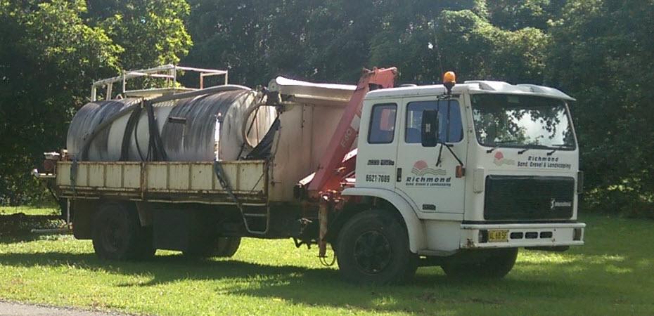 RSGL Water Truck