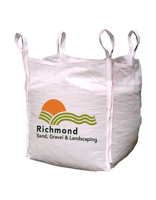 Bulk Bags from Richmond Sand Gravel and Landscaping