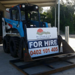 Richmond Sand Gravel and Landscaping Bobcat Hire
