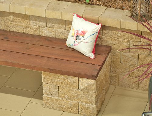 Adbri Courtyard Bench Seat