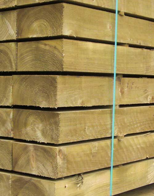 Treated Pine