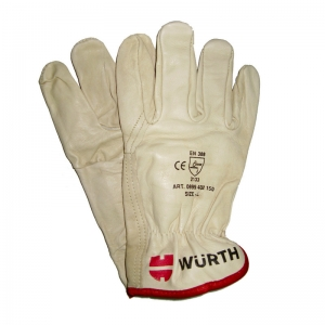 Wurth Leather Riggers Gloves