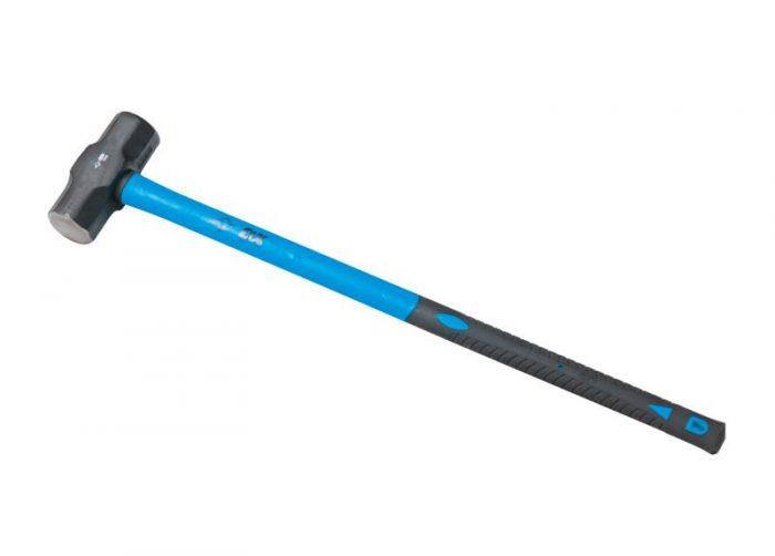 12lb Trade Sledge Hammer - Fibreglass Handle by Ox