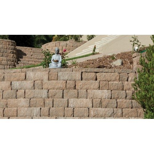 Stonework Granite Block : Richmond sand gravel and landscaping product categories