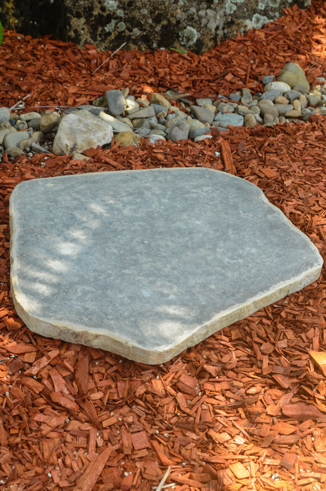 Basalt Stepping Stone for Landscaping gardens and pathways