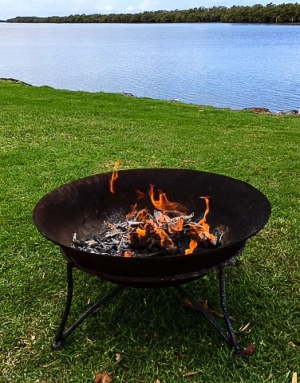 Firepits and Firewood