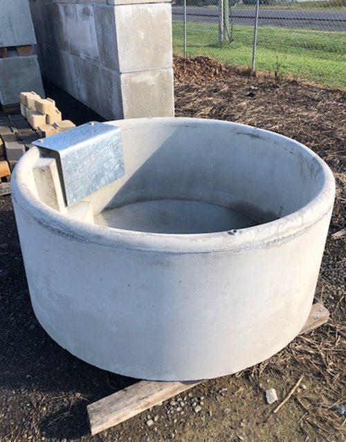 Concrete-Trough